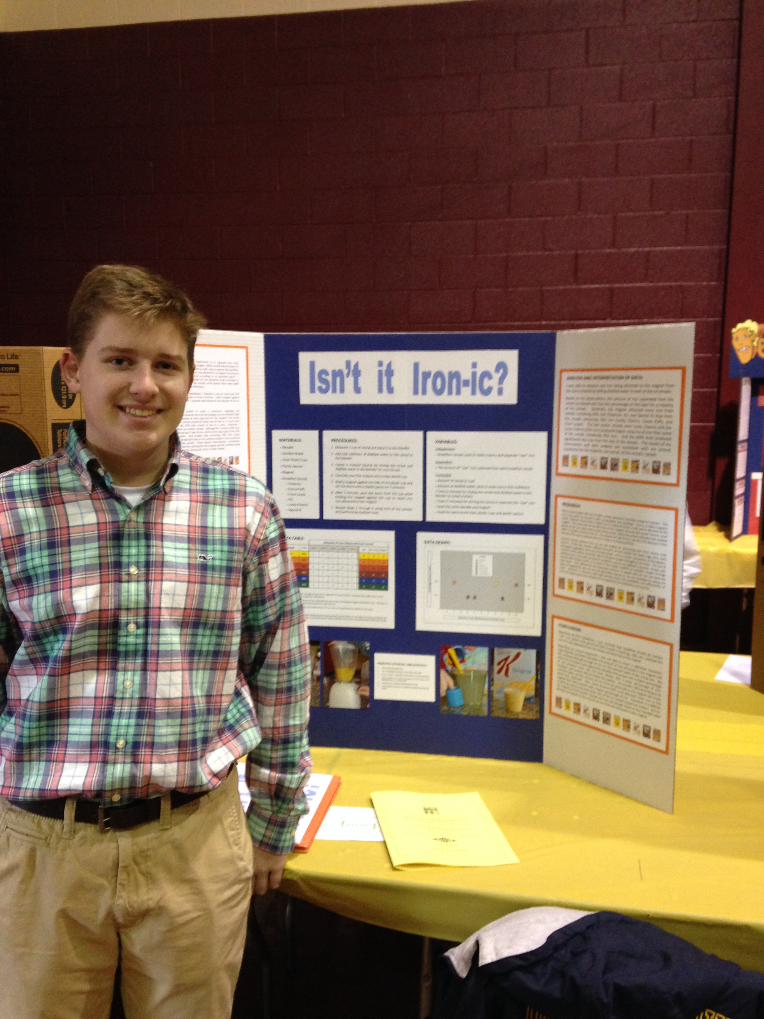 stem students success at science fair stem howler photo 1 photo